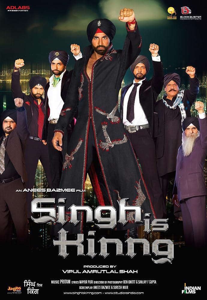 Singh is King 2008 Hindi Movie