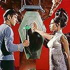 Leonard Nimoy and Arlene Martel in Star Trek (1966)