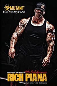 MP4 movie torrents free download Food on the go with Supermutant Rich Piana [1080pixel]