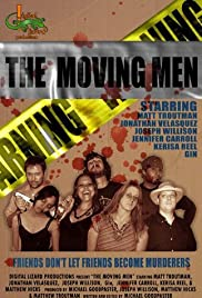 The Moving Men Poster