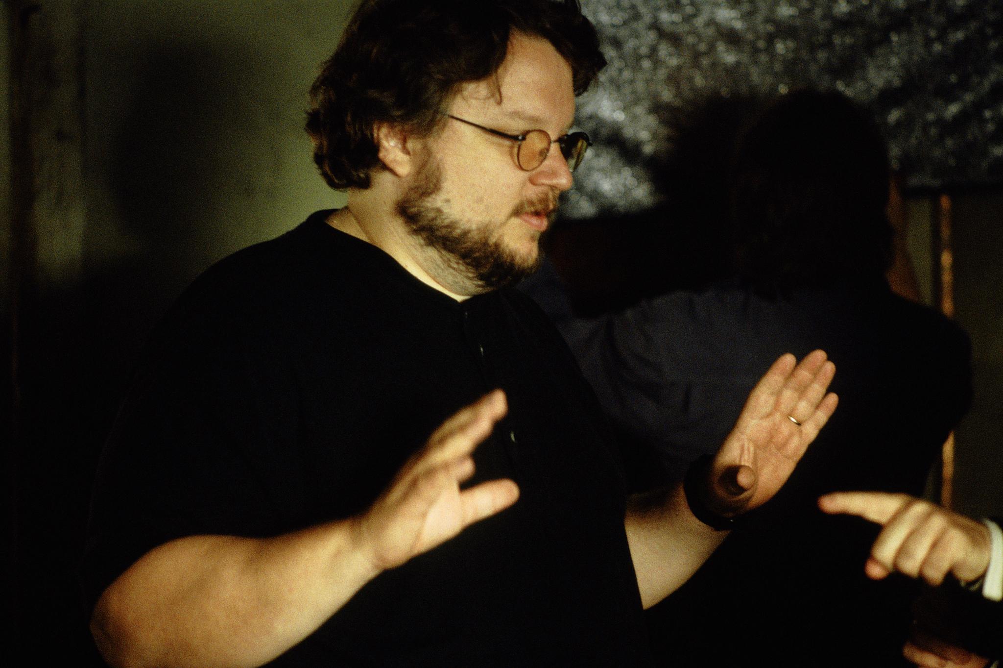 Guillermo del Toro in El laberinto del fauno (2006)