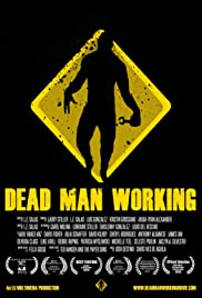Dead Man Working Poster