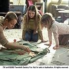 Sarah Bolger, Samantha Morton, and Emma Bolger in In America (2002)