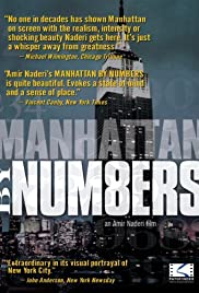 Manhattan by Numbers Poster