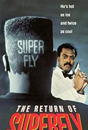 The Return of Superfly (1990) Poster - Movie Forum, Cast, Reviews