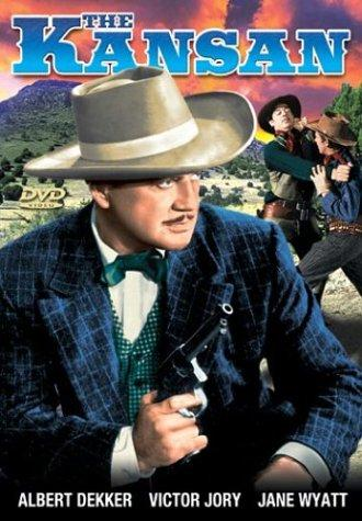 Richard Dix in The Kansan (1943)