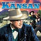 Richard Dix and Glenn Strange in The Kansan (1943)