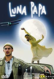 Luna Papa Poster