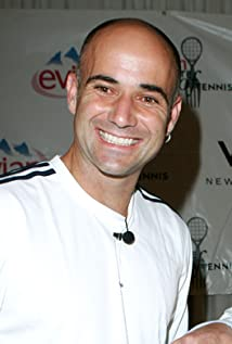 Andre Agassi Picture