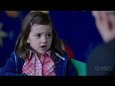 Abby Ryder Fortson stars opposite Lily Rabe in ABC's The Whispers (2015)