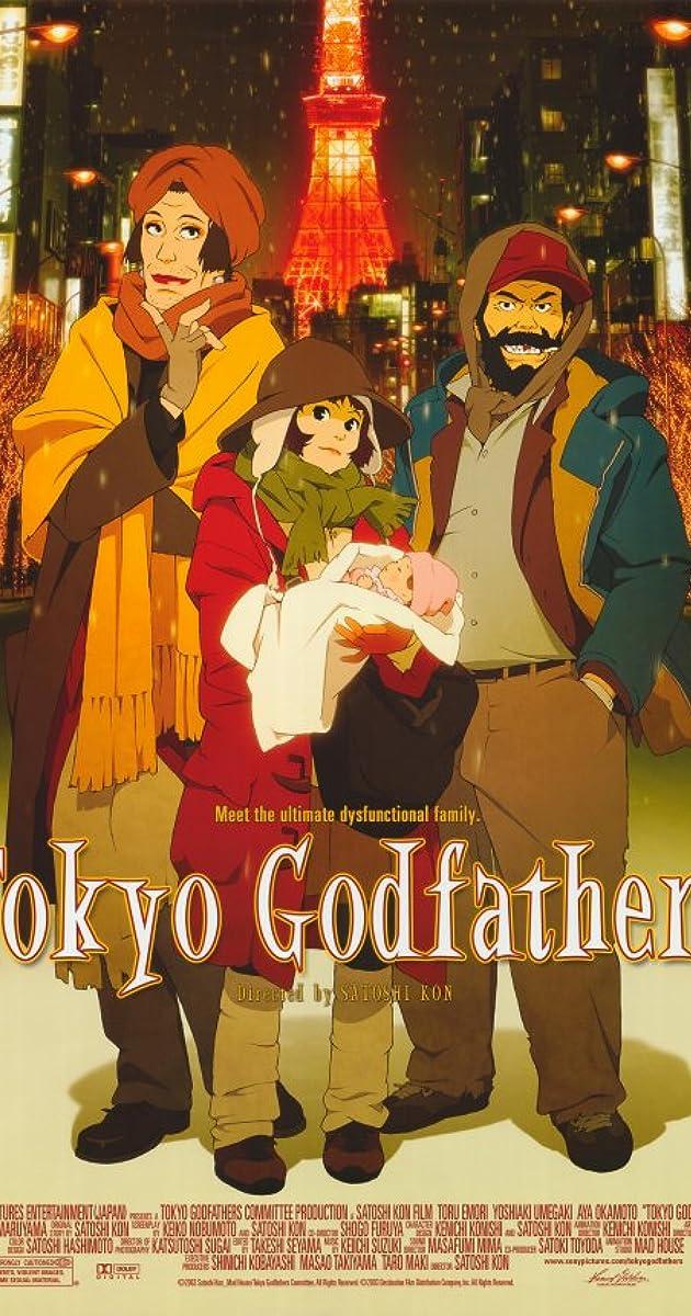 Tokyo Godfathers (2003) Subtitles