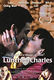 Lunch with Charles Poster