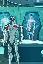 Ultron Unlimited Poster