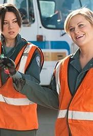 Women in Garbage Poster