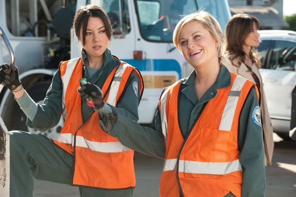 Parks and Recreation: Women in Garbage | Season 5 | Episode 11