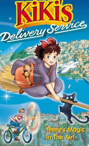 Kiki's Delivery Service (1989) Hindi BluRay 480p 720p Hindi Dubbed + English + Japanese WEB-DL