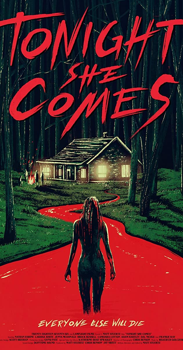 Subtitle of Tonight She Comes