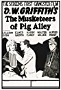 The Musketeers of Pig Alley (1912) Poster