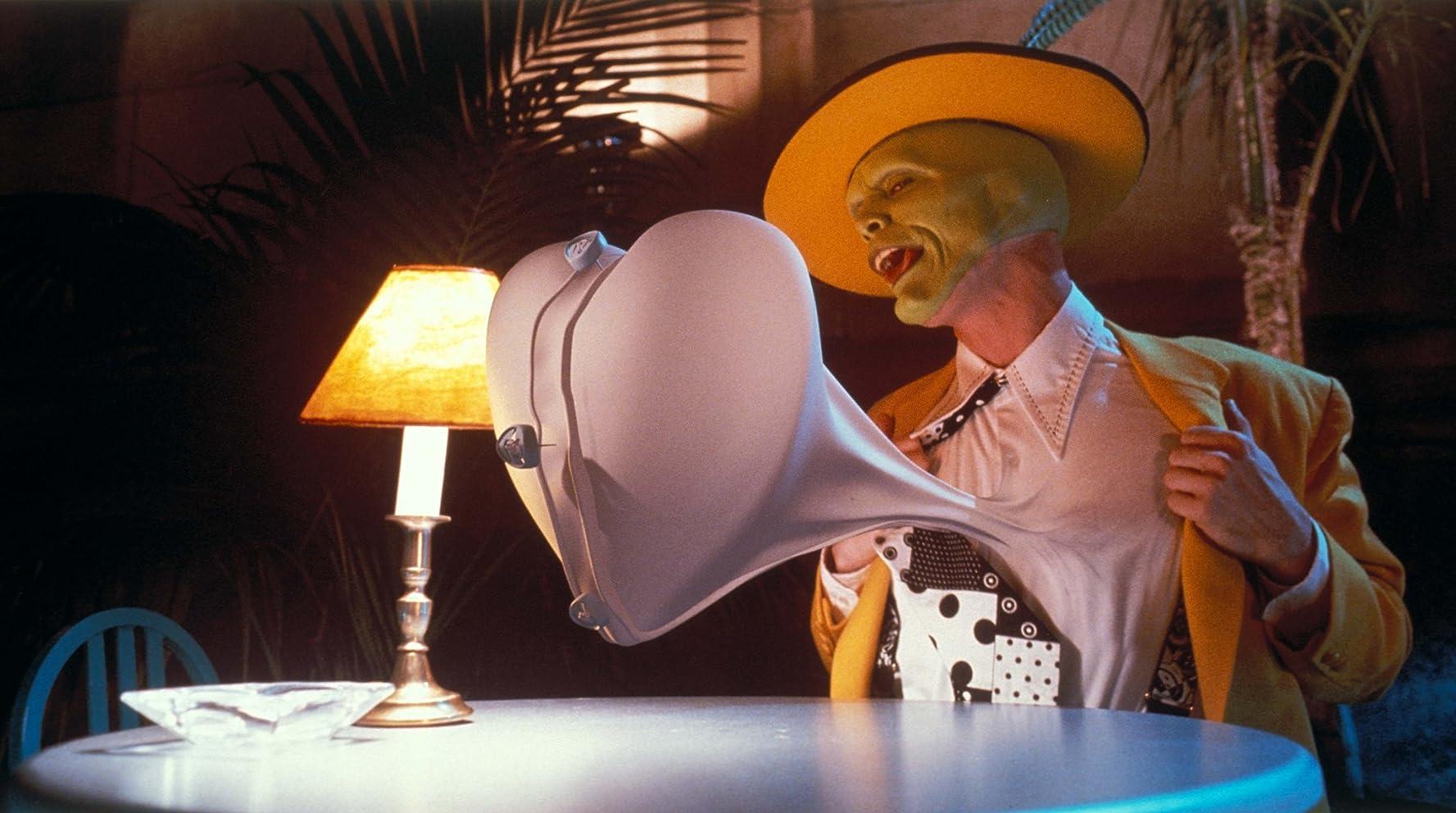 Maske 1 İndir The Mask Türkçe Dublaj Ekran Görüntüsü 2