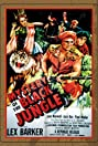 Black Devils of Kali (1954) Poster
