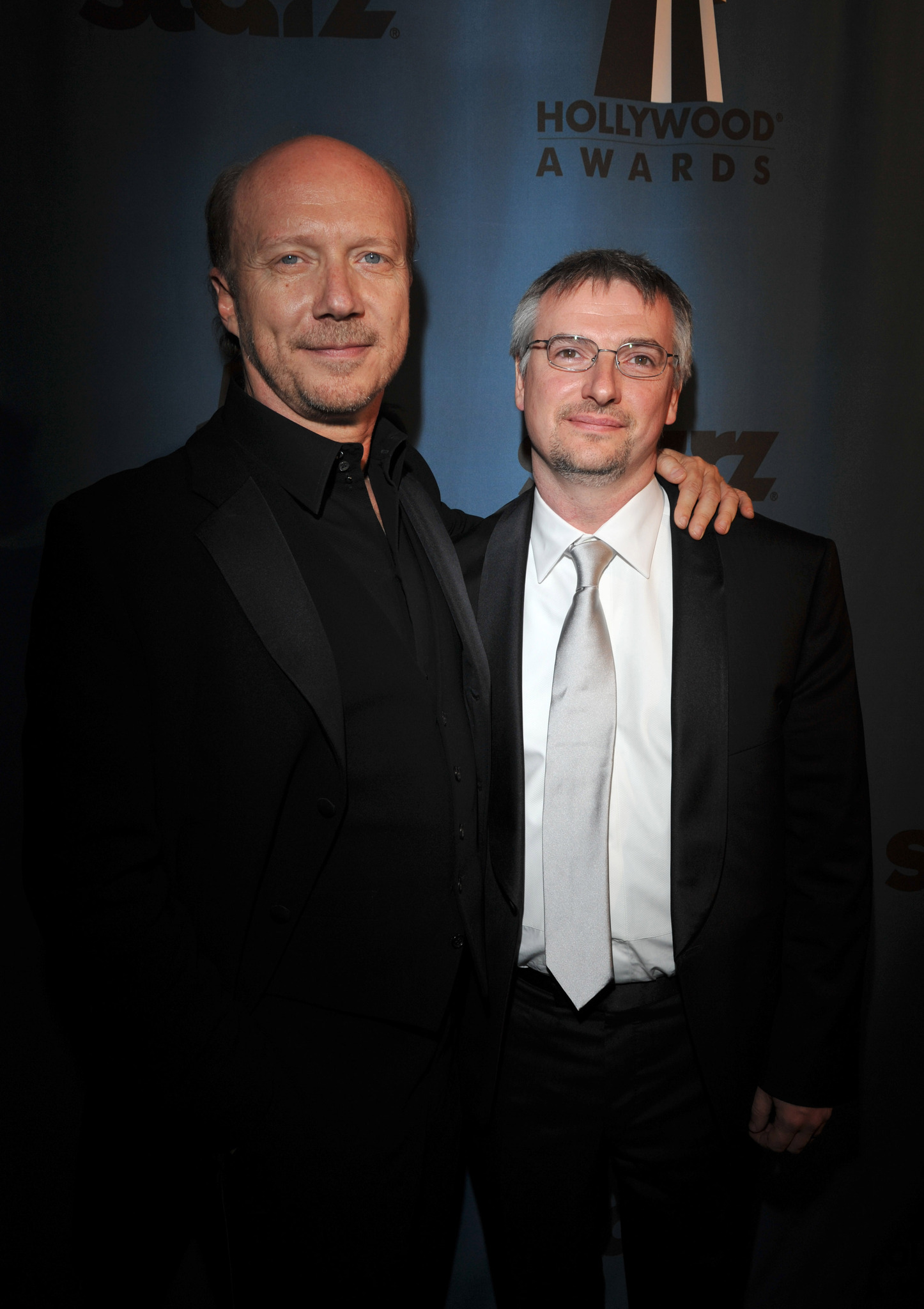Paul Haggis and Glen Mazzara