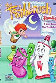 The Toothbrush Family Poster