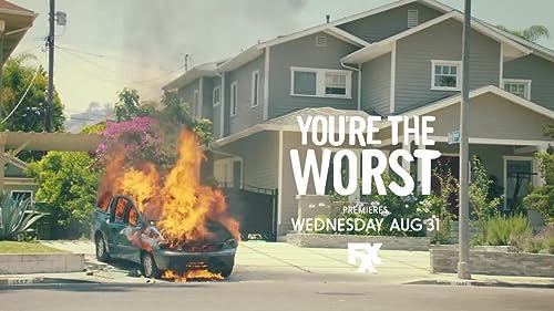 You're the Worst Season 3 Promo