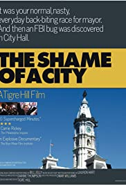 The Shame of a City Poster