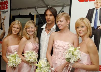 Marcus Schenkenberg at an event for Wedding Crashers (2005)