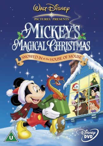 mickeys magical christmas snowed in at the house of mouse video 2001 imdb - Christmas Mickey Mouse