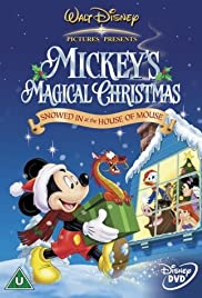 mickeys magical christmas snowed in at the house of mouse poster - Mickeys Christmas