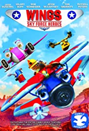 Wings: Sky Force Heroes Poster