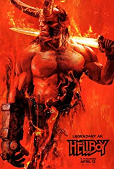 "A 'Hellboy' reboot? Hell yeah! Watch the new trailer, featuring ""Stranger Things"" star David Harbour as Hellboy himself"