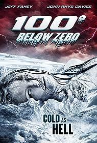 Jeff Fahey, John Rhys-Davies, and Sara Malakul Lane in 100 Degrees Below Zero (2013)