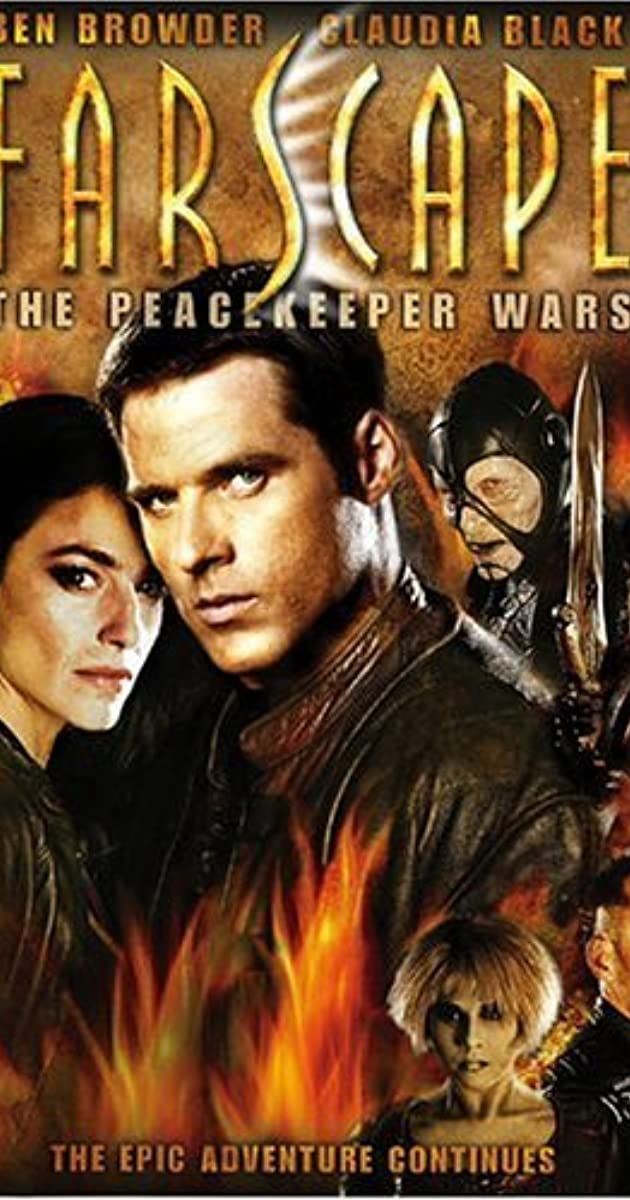 Subtitle of Farscape: The Peacekeeper Wars