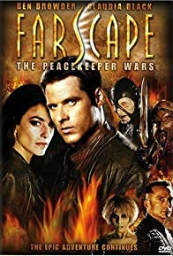 Primary photo for Farscape: The Peacekeeper Wars