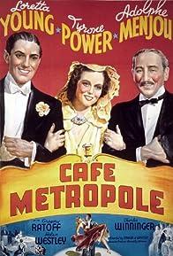 Primary photo for Café Metropole