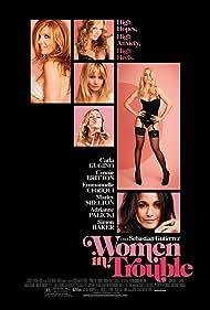 Carla Gugino, Emmanuelle Chriqui, Marley Shelton, Connie Britton, Cameron Richardson, and Adrianne Palicki in Women in Trouble (2009)
