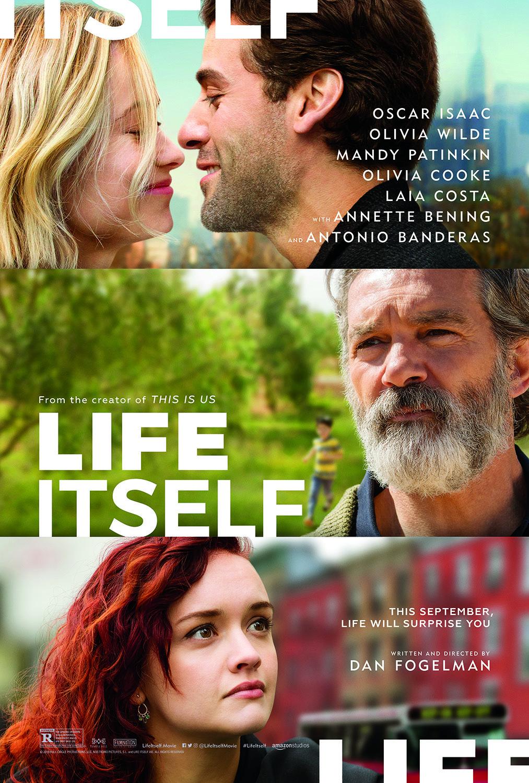 Antonio Banderas, Oscar Isaac, Olivia Wilde, Caitlin Carmichael, and Olivia Cooke in Life Itself (2018)