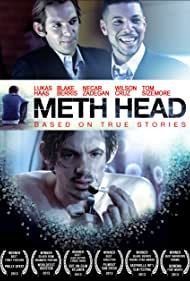 Lukas Haas and Wilson Cruz in Meth Head (2013)