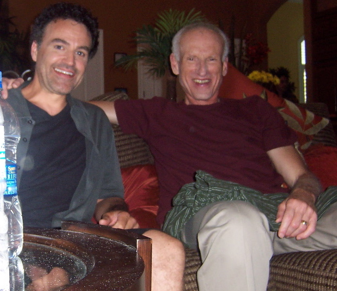 """with Jim Rebhorn, """"The Perfect Wedding"""""""