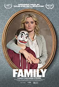 Fabrizio Guido, Taylor Schilling, and Bryn Vale in Family (2018)