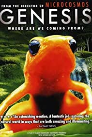 Genesis (2004) Poster - Movie Forum, Cast, Reviews
