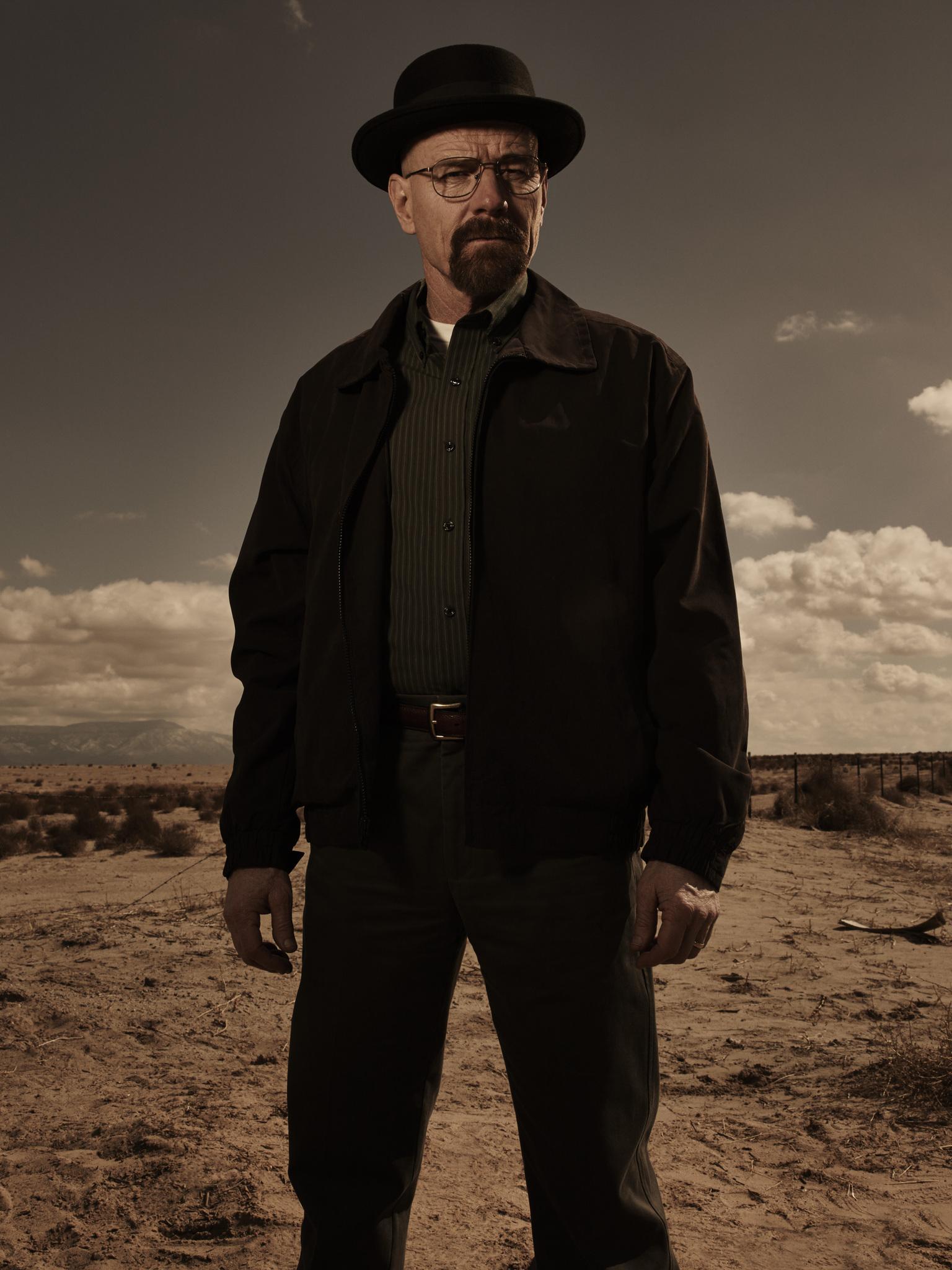 Bryan Cranston in Breaking Bad (2008)