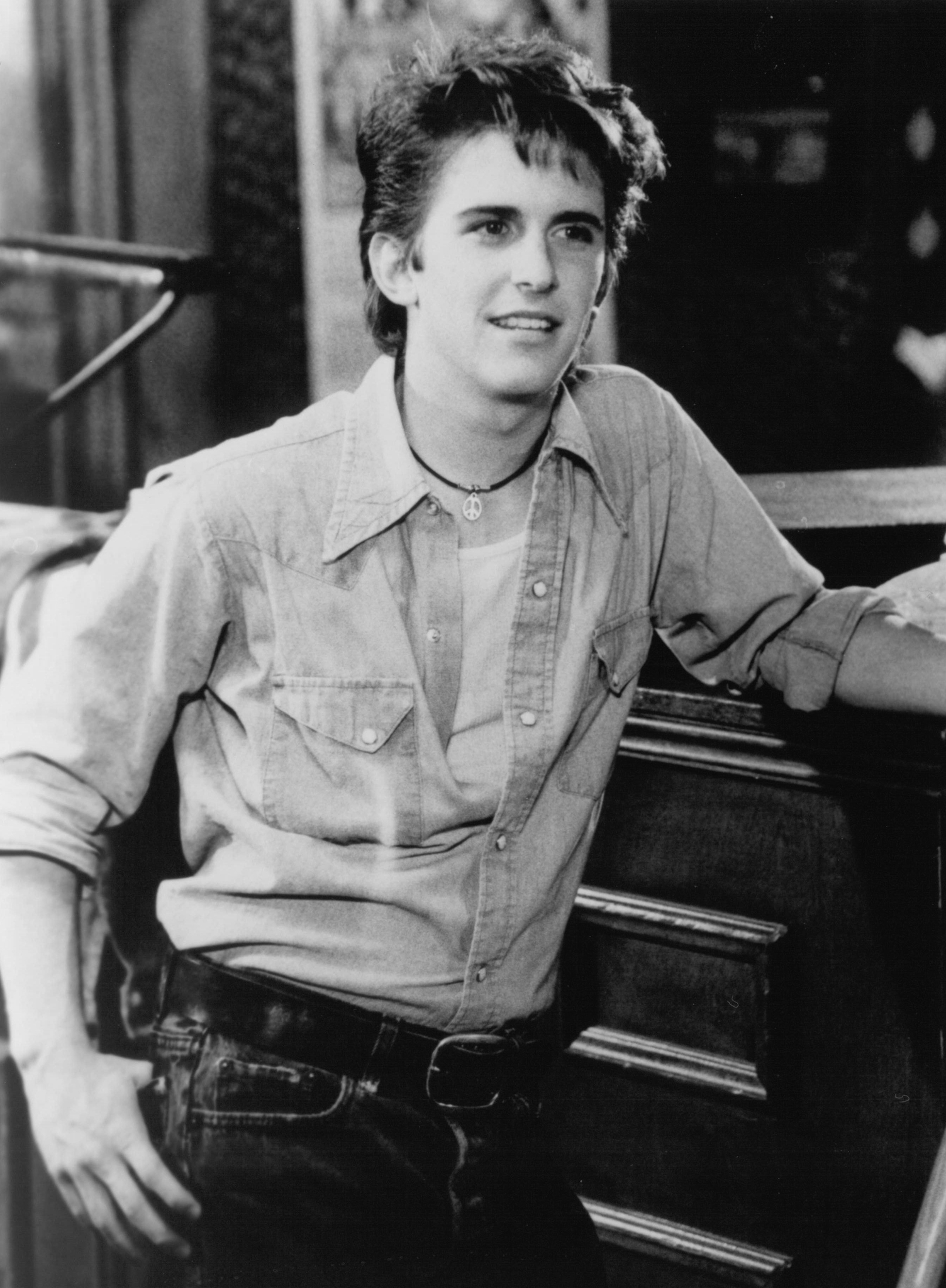 Charlie Schlatter in Heartbreak Hotel (1988)