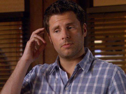 James Roday in Psych 2006