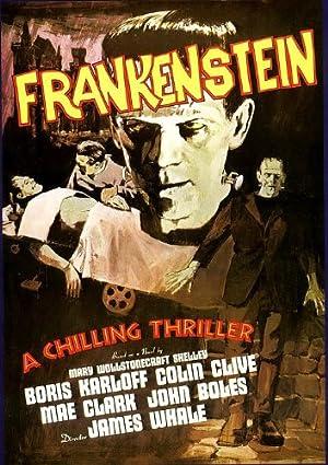Movie Frankenstein (1931)