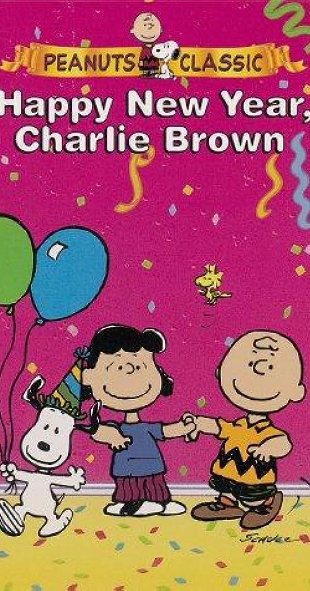 Happy New Year Charlie Brown Tv Movie 1986 Imdb