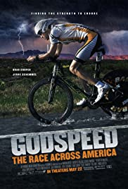 Godspeed: The Race Across America Poster