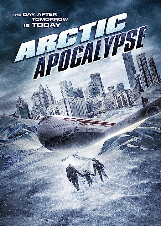 Arctic Apocalypse (2019) Hindi Dubbed
